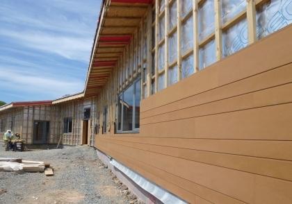 Ysgol Y Bont Llangefni Wynne Construction