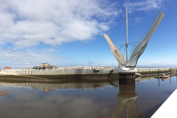 Foryd Harbour: Rhyl | Wynne Construction