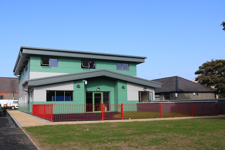 Jesse Hughes Community Centre: Holyhead | Wynne Construction
