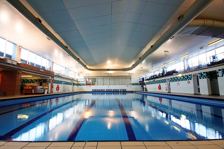 Connah's Quay Swimming Pool: Flintshire | Wynne Construction