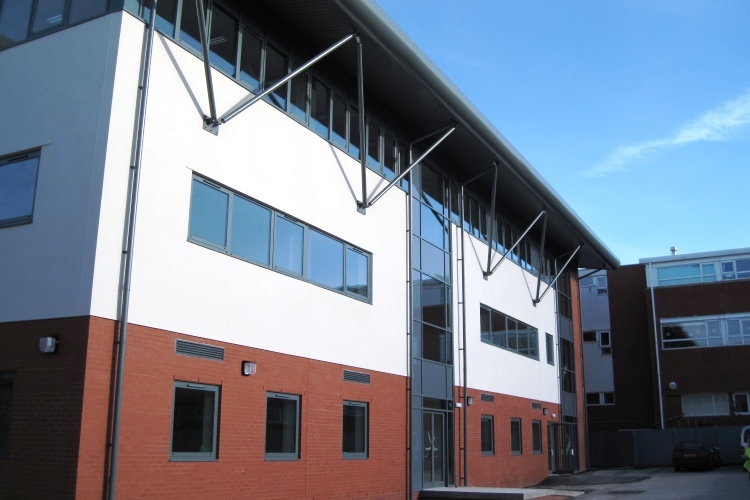 Eirias High School: Colwyn Bay | Wynne Construction