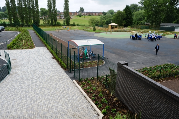 Gwenfro Primary School: Wrexham