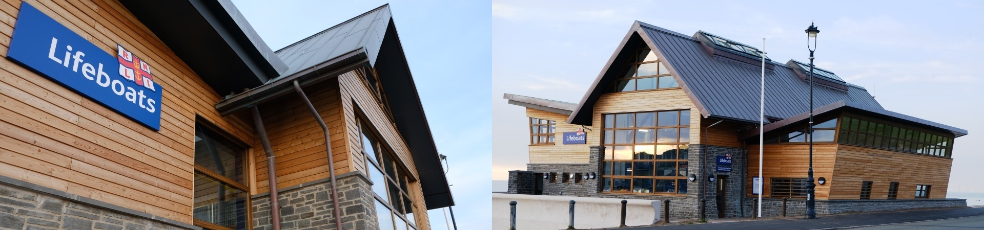 RNLI Lifeboat Station: Llandudno | Wynne Construction