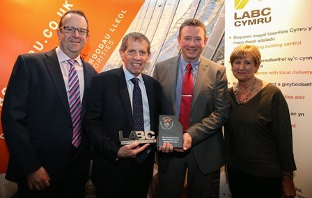 North Wales LABC Building Excellence Awards 2017