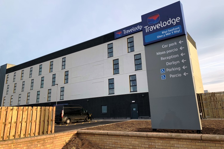 Travelodge Hotel: Rhyl | Wynne Construction