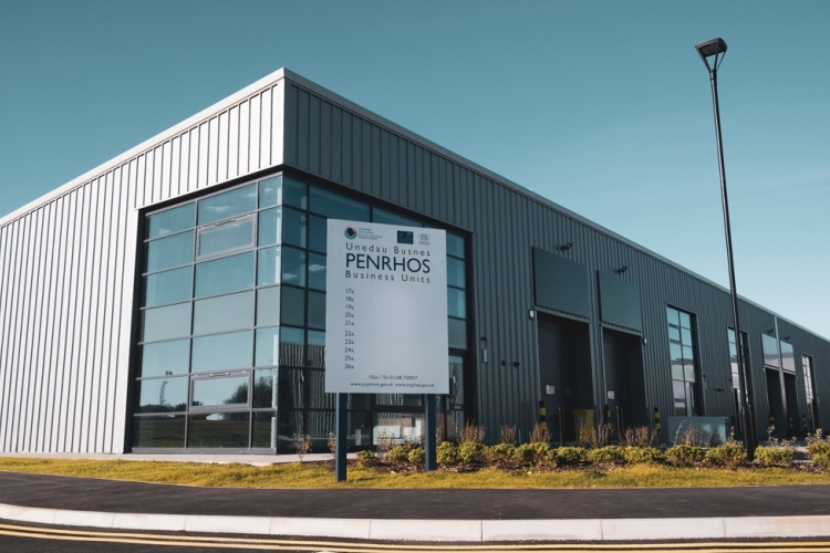 Penrhos Business Units: Holyhead