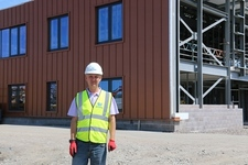 Pioneering use of technology saves time on Ysgol Cybi Project