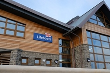 Iconic RNLI seashore building is officially opened