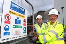 Brian find works with Wynne Construction