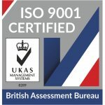 British Assessment Bureau - ISO9001 Certified - UKAS Management Systems