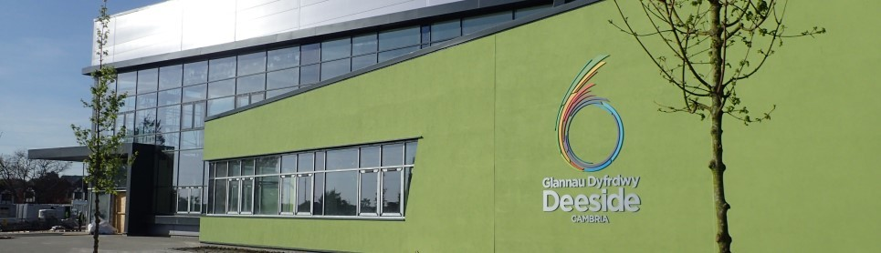 Deeside Sixth Form Centre: Deeside...click here for more information...