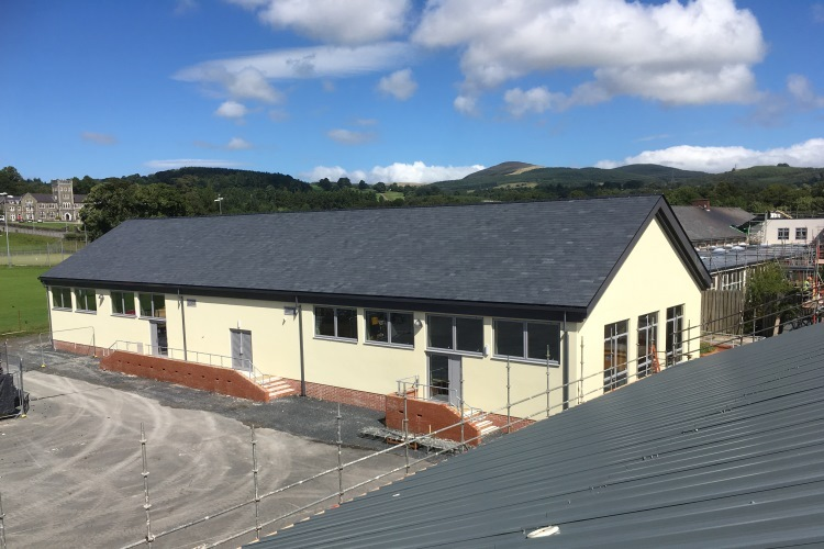 August 2017 - Completed Sports/Leisure facility