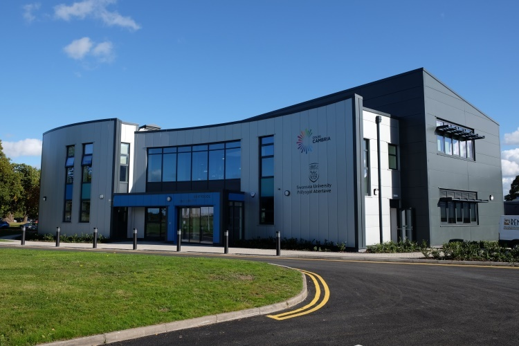 HE Centre, Coleg Cambria: Deeside | Wynne Construction