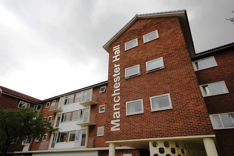Manchester and White Halls: Warrington