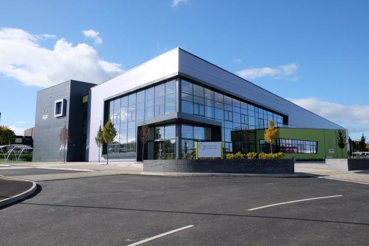 Deeside Sixth Form Centre: Deeside | Wynne Construction