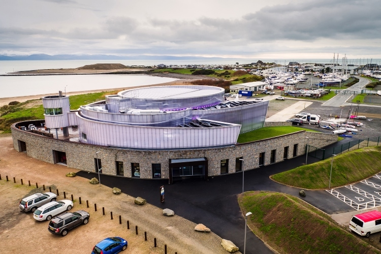 Welsh National Sailing Academy: Pwllheli | Wynne Construction