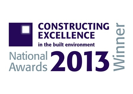Constructing Excellence Awards 2013