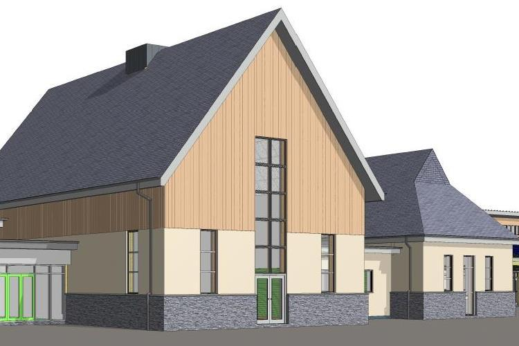 Ysgol Santes Dwynwen: Newborough | Wynne Construction