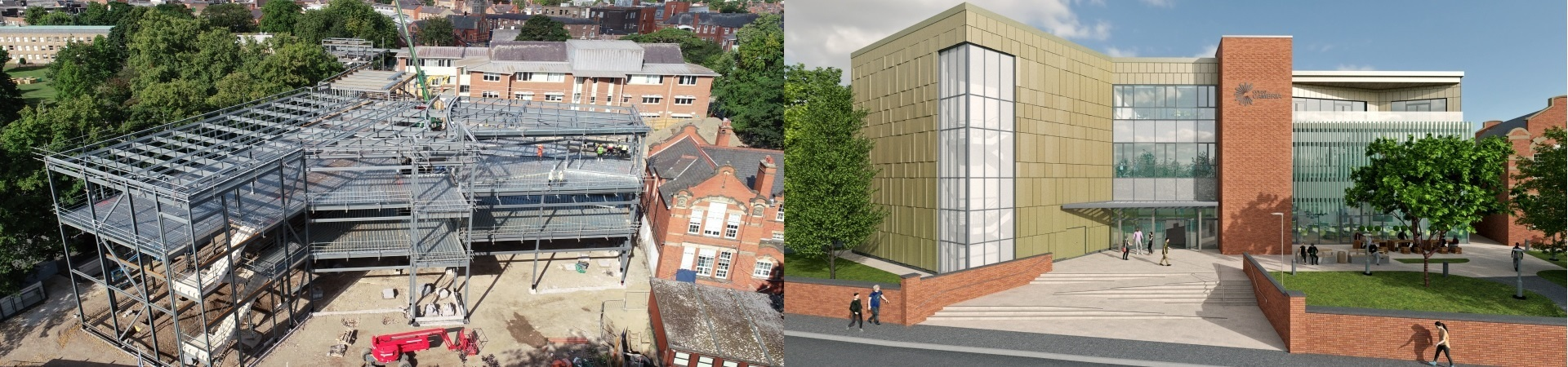 Yale Site Redevelopment: Wrexham | Wynne Construction