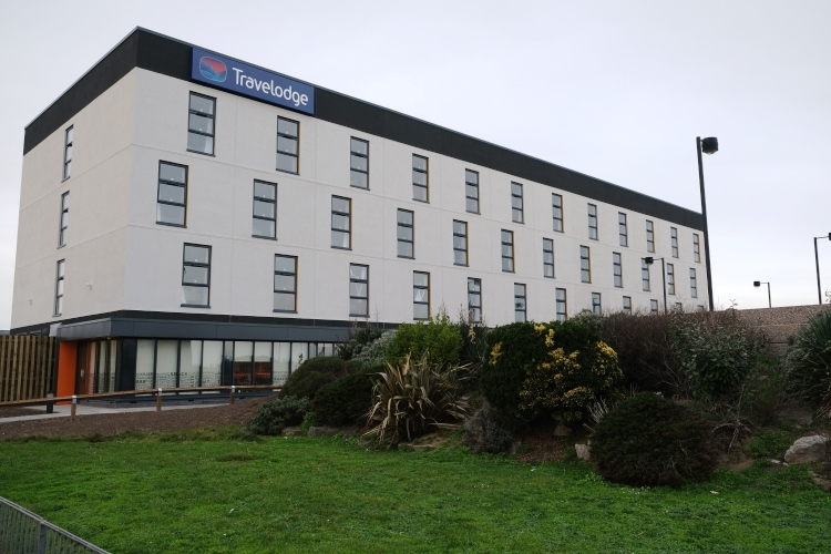 Travelodge Hotel: Rhyl