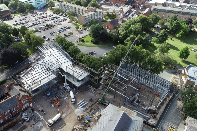 Yale Site Redevelopment: Wrexham