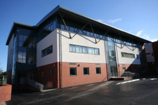 Official Opening for Eirias High School