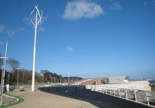 Completion of Watersports Centre at Porth Eirias