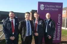 Excellent ranking awarded to our first scheme for Cheshire authority