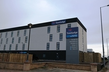 Wynne Construction completes work on new Rhyl Travelodge