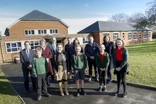 Wynne Construction chosen for Welsh medium school renovation