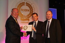 Wynne Construction wins RoSPA Gold Safety Award