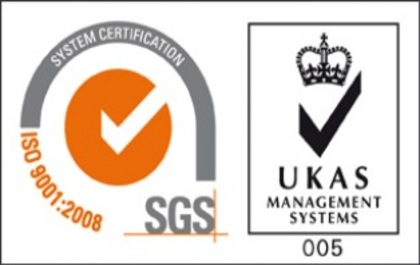 ISO9001:2008 Quality Standard